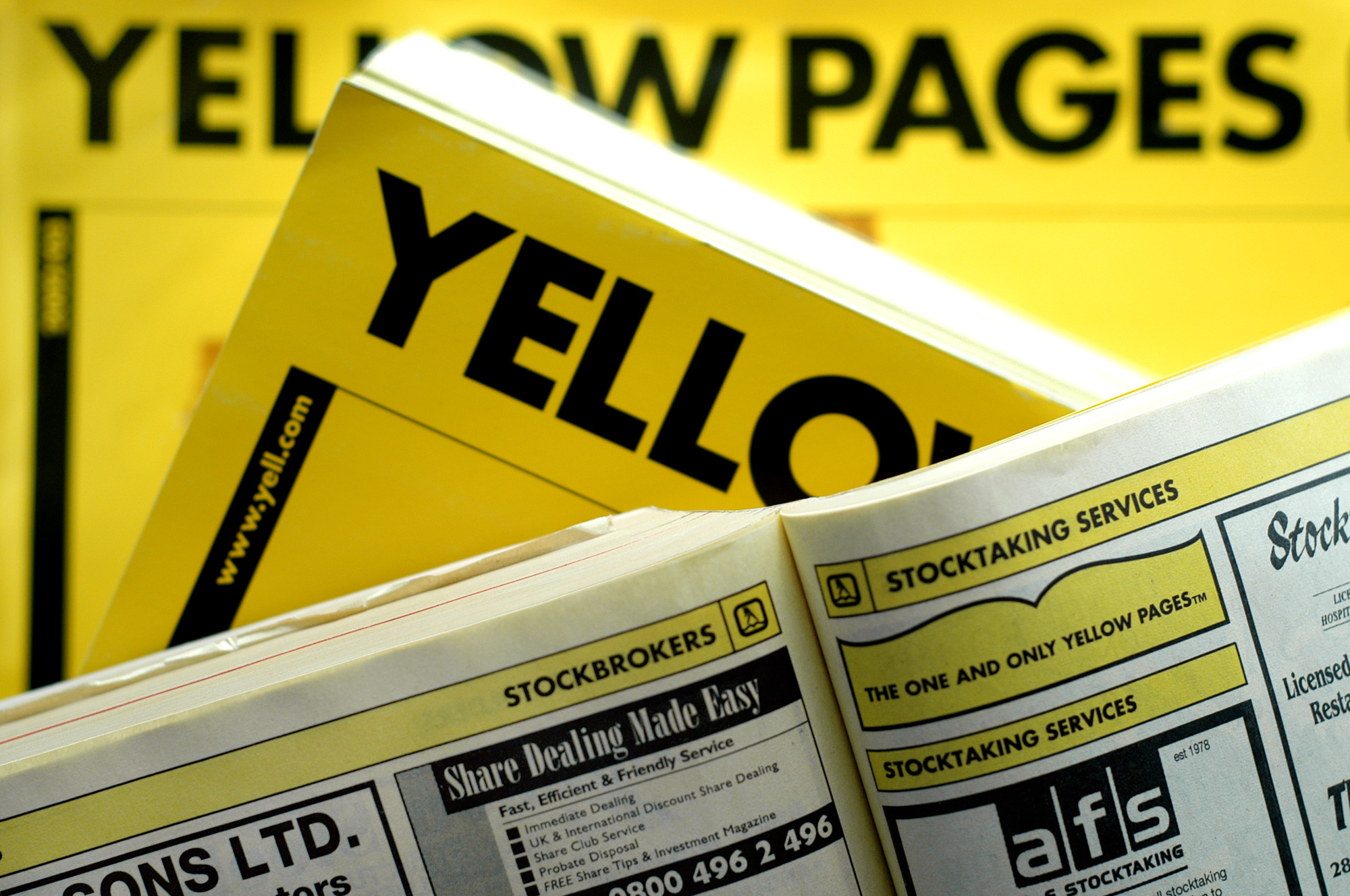 Yellow Pages telephone directories